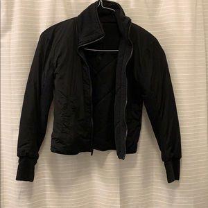 Lululemon reversible short jacket- size 2